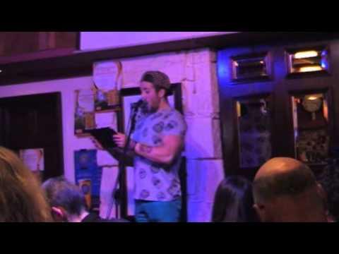 Billy Watson.TV - Blind Poetics - 11/11/13 - Jason Auld