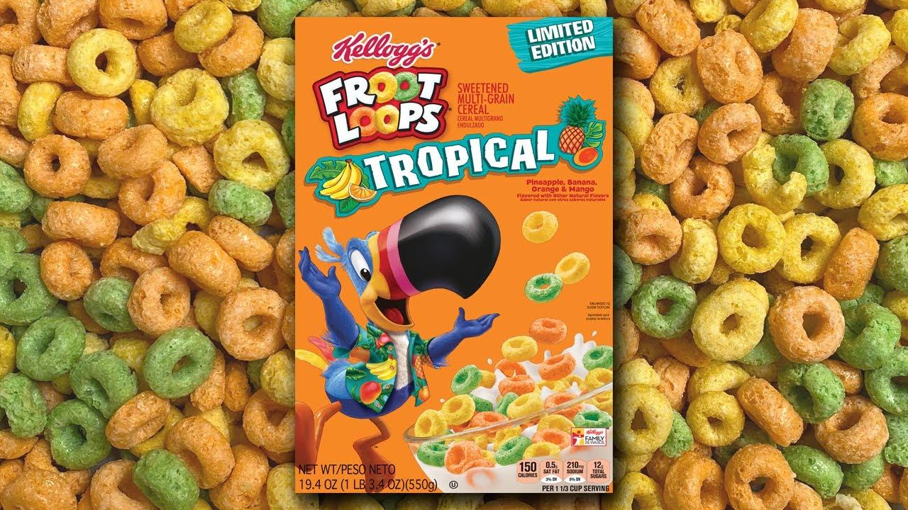 Tropical Froot Loops (2020)
