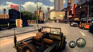Mafia II Free Roam Mod Gameplay