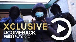 DF - Comeback (Music Video) (Prod. Woosh) | Pressplay