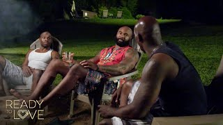 The Guys Catch Up with Each Other by the Fire | Ready to Love | Oprah Winfrey Network