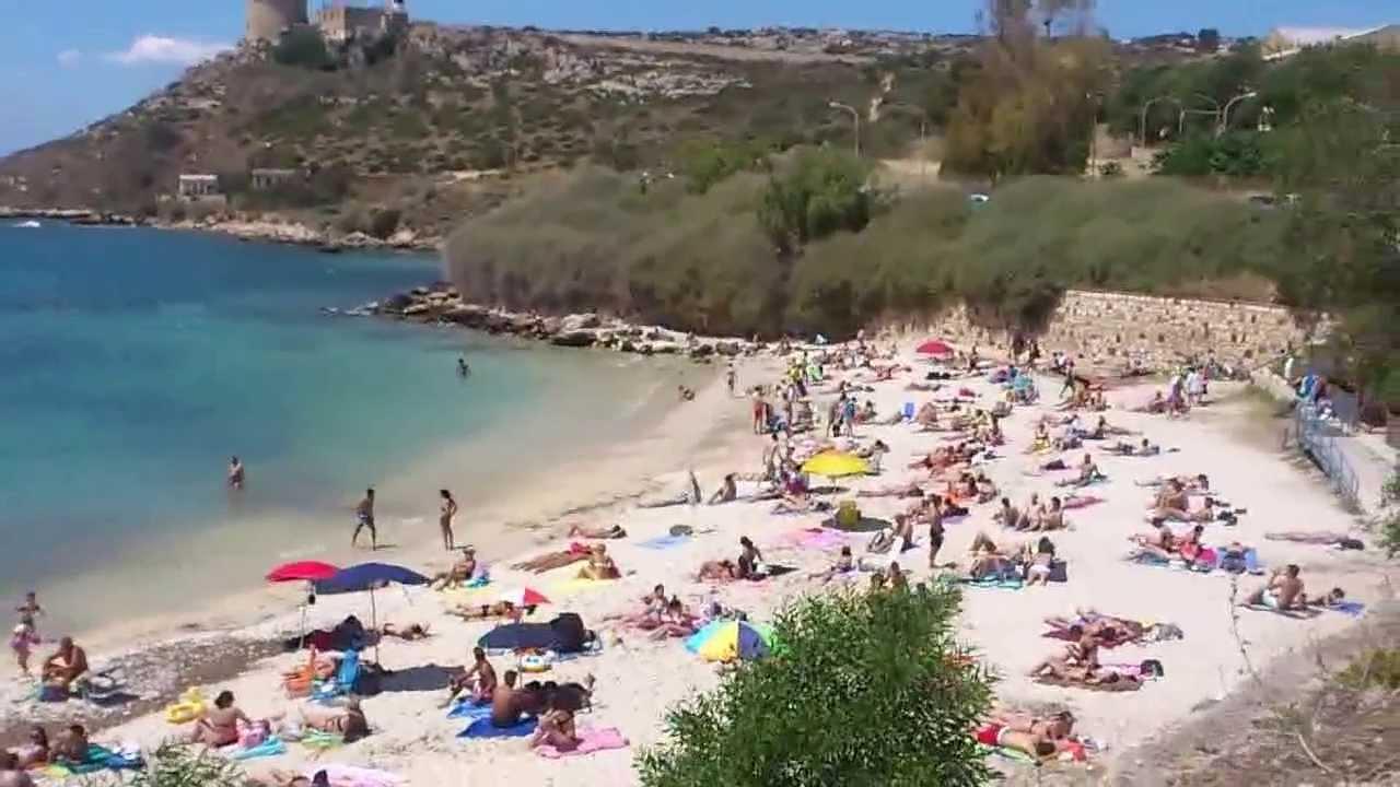 Calamosca Cagliari Sardegna 07 06 2013 - YouTube