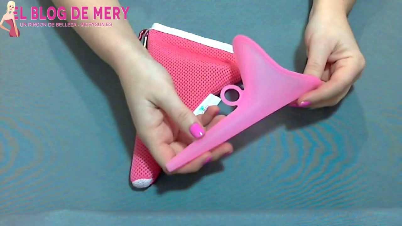 4 Pack Kit Urinario Pipí para Femenino Mujer  2 Dispositivo