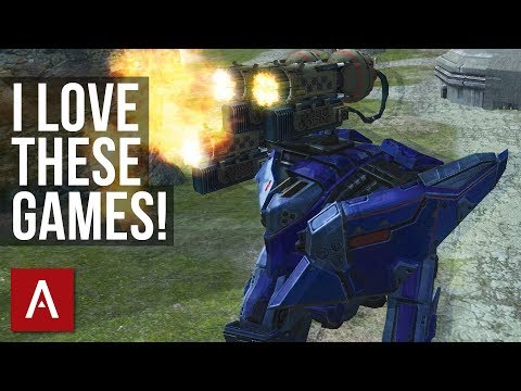 War Robots Gameplay: I LOVE THESE GAMES! #2 | Best Gameplay Moments