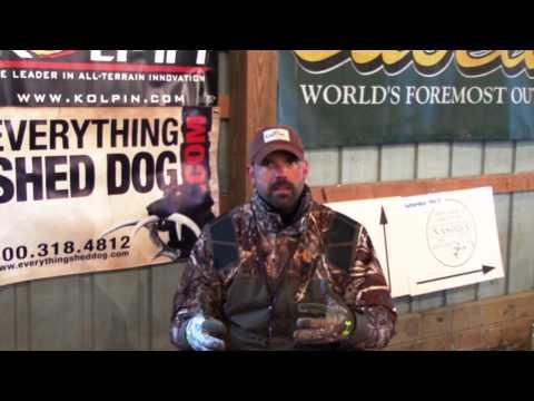 "EverythingShedDog.com Interviews Lee Lakosky's On Shed Dog Hunting, Of ""The Crush"""