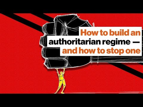 How to build an authoritarian regime — and how to stop one | Timothy Snyder