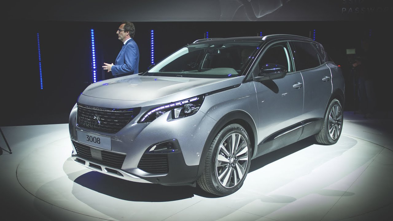the new peugeot 3008 flying to paris for seven hours youtube. Black Bedroom Furniture Sets. Home Design Ideas