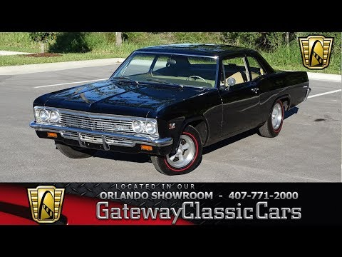 1966 Chevrolet Biscayne Gateway Orlando #1311