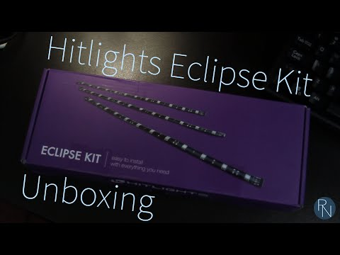 Hitlights Eclipse Kit- RGB LED PC Lighting Kit
