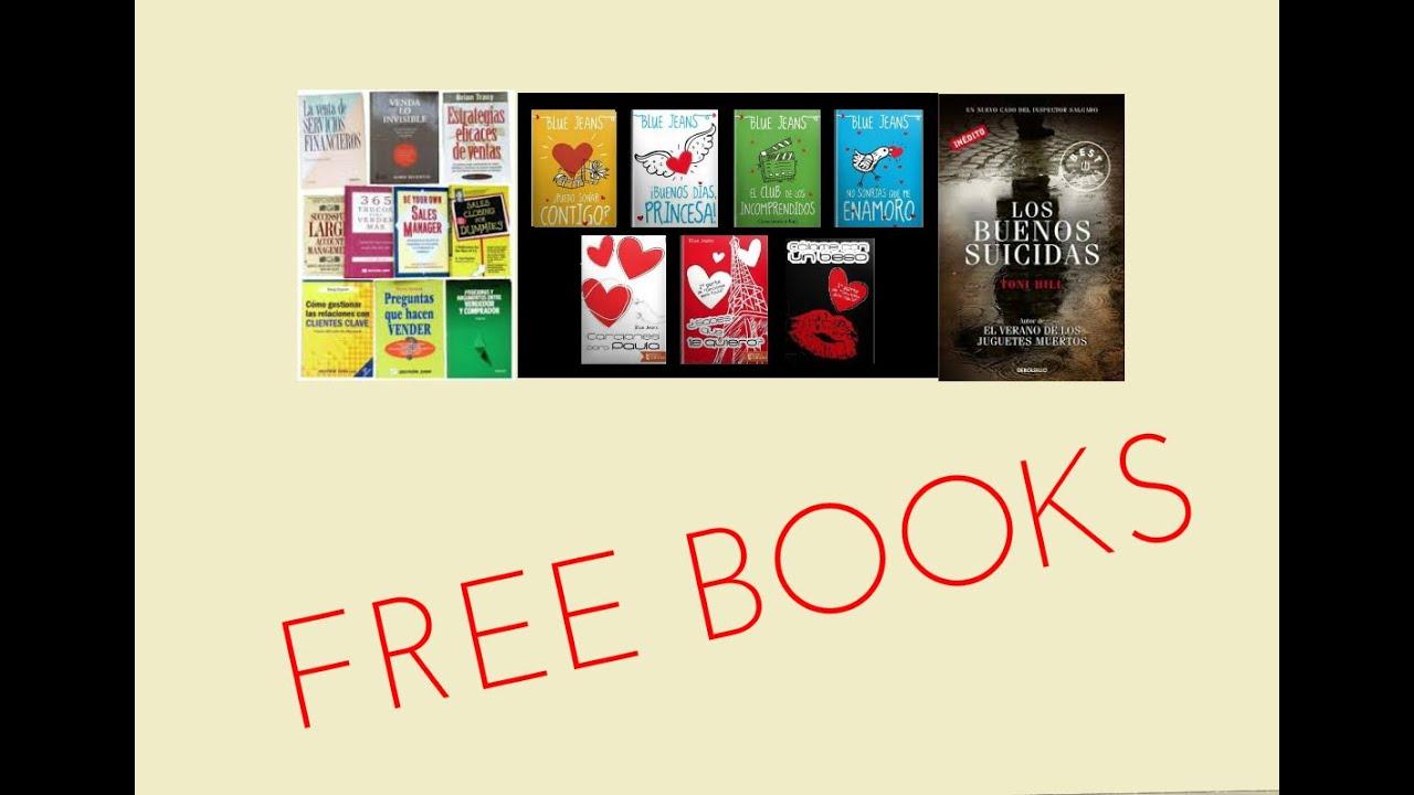 P ginas para descargar libros gratis 2015