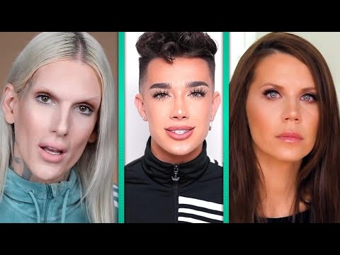James Charles Seemingly Makes Peace With Tati Westbrook and Jeffree Star Following Feud thumbnail