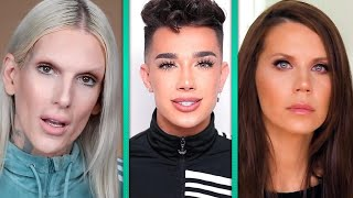 James Charles Seemingly Makes Peace With Tati Westbrook and Jeffree Star Following Feud
