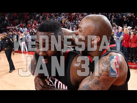 NBA Daily Show: Jan. 31 - The Starters