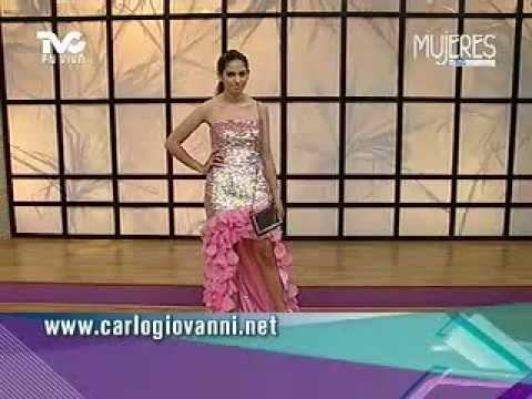 02b3be4efb Vestidos de Noche para Graduación - YouTube