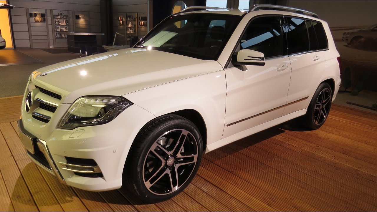 2015 mercedes benz glk 220 cdi 4matic amg styling youtube for Mercedes benz glk350 amg