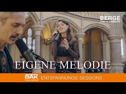 Berge - Eigene Melodie (Unplugged in Hamburg)