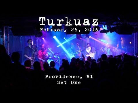 Turkuaz: 2016-02-26 - The Spot Underground; Providence, RI (Set 1) [4K]