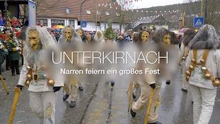 Unterkirnach - Narren feiern großes Fest