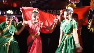 Marathi Theme Dance | Annual Function of North Ex Public School Delhi