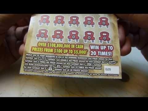 $20 fl lottery Monopoly scratchoff winner-BEEPBEEP!