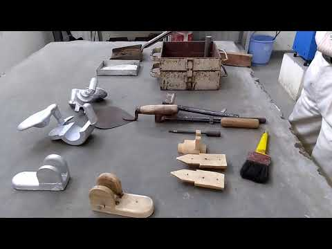 FOUNDRY SHOP (फाउंड्री) /CASTING  TOOLS AND USED IN HINDI