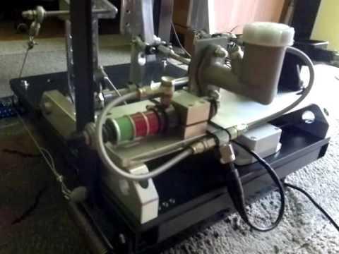 Hydraulic Racing Simulator Diy | Crafting