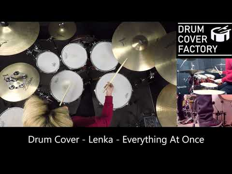 Lenka - Everything At Once - Drum Cover By 유한선[DCF]