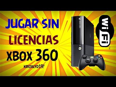 EL MEJOR TRUCO DE XBOX 360 [JUGAR SIN LICENCIAS] [WI FI] @IVEGETA IA