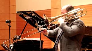 Frigyes Hidas - Meditation for Solo Bass Trombone