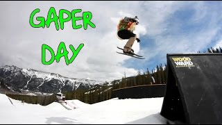 Gaper Day at Copper Mountain 2015
