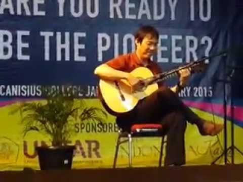 Ayam Den Lapeh - played and arr. by Jubing Kristianto