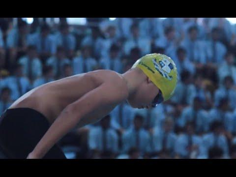 Marist College Ashgrove - AIC Swimming 2016