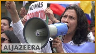 colombia protests over deadliest attack in 16 years   al jazeera english