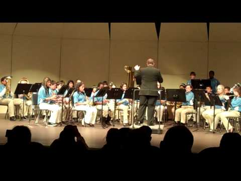 Canton Middle School Band 12 2009