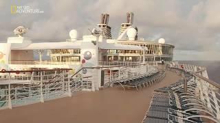 Mega Food - The World's Biggest Cruise Ship Full Documentary