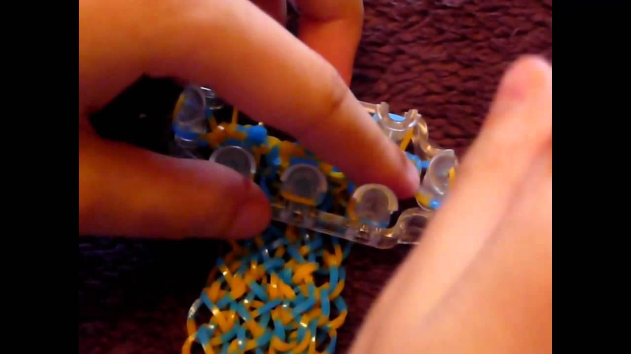 Как сделать браслет чешуя дракона на станке фото 998