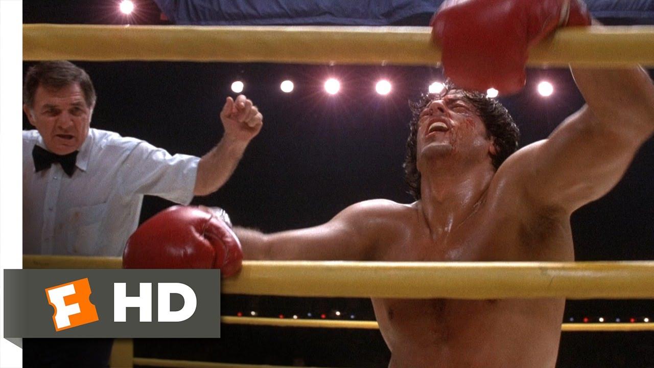 Rocky II (11/12) Movie CLIP - Heavyweight Champion of the ...