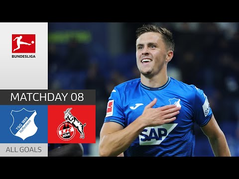 Hoffenheim Köln Goals And Highlights