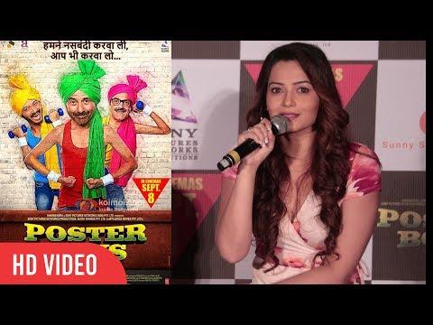 Samiksha Bhatnagar About Her Experience In Poster Boys | Bobby Deol, Sunny Deol, Shreyas Talpade