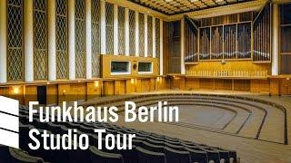 SOS visit Funkhaus Berlin