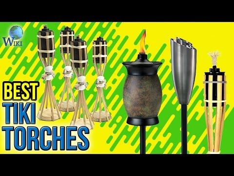 8 Best Tiki Torches 2017