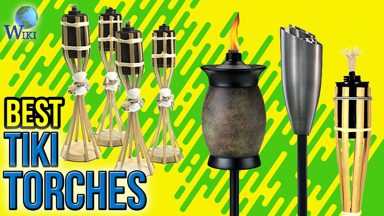 2 teens burned trying to refill tiki torches