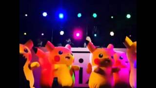 Pikachu in da house