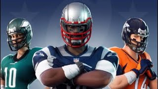 *NEW* Fortnite partners with the NFL League!! 🏈 *FILTRATE* New skins! 🏈 Fortnite ? RexiRexi728