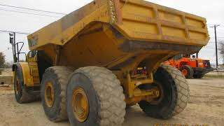 Caterpillar 740 Dump Truck for Sale