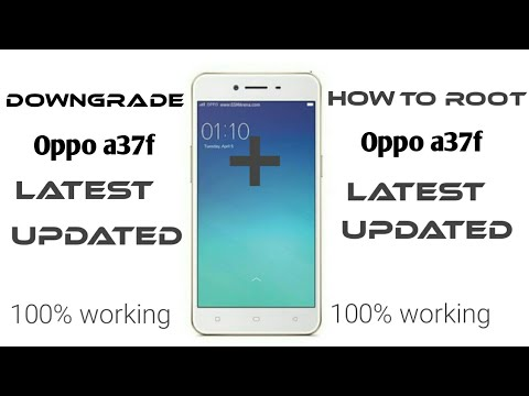Updated-14/04/2018] All in one Oppo a37f gu… | Oppo A37