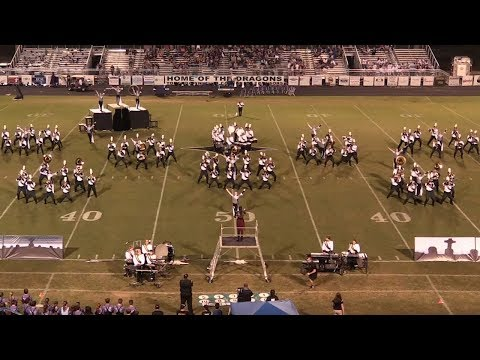 PHS Pride of Pickens Band Requiem Show 2017
