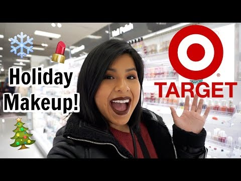 Come Shop With Me: Holiday Makeup Gift Sets at Target!