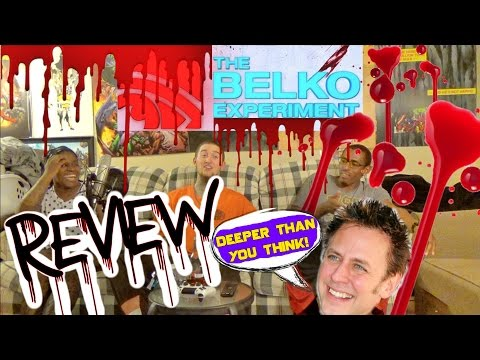 The Belko Experiment Review! (Cynical Realism)