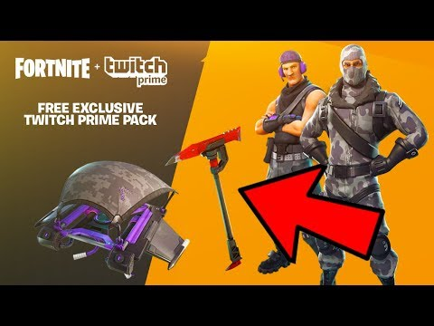 HOW TO GET THE NEW Exclusive Battle Royale Instigator Pickaxe! (Twitch Prime Pack) 29th March 2018!